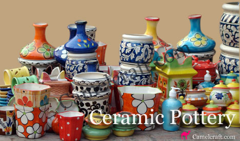 Ceramic Pottery, Indian ceramic pottery
