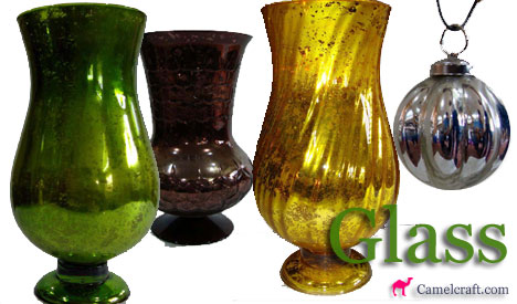 Glass products, Indian Handicrafts glass