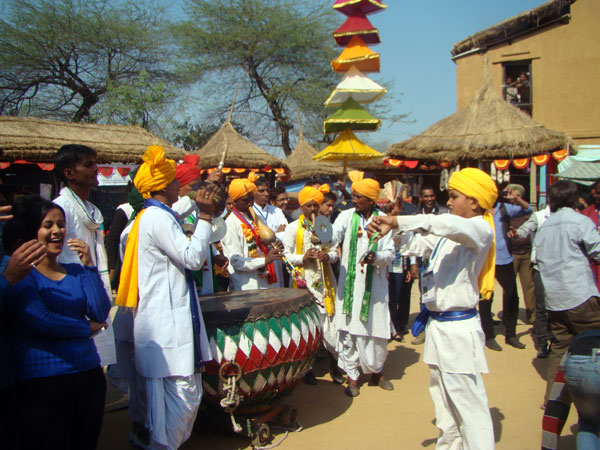 Haryana surajkund crafts fair