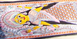 jharkhand art and crafts
