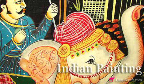 Indian Paintings, Art and crafts, Classical art