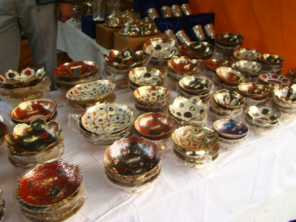 Brass handicrafts moradabad