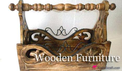 Wooden Furniture, Indian Handicrafts