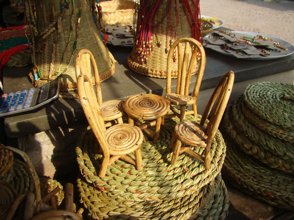 cane wood eco friendly crafts